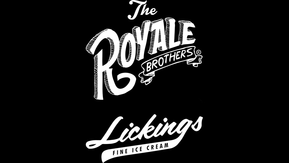 The Royale Brothers & Licking Fine Ice Cream