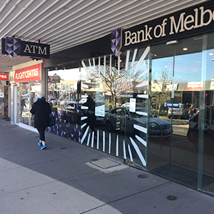 Bank of Melbourne ATM