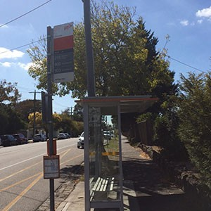 Bus Stop – New St