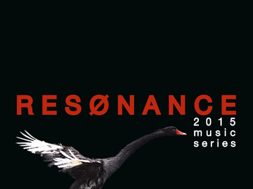 Resonance 2015 music series, in Brighton