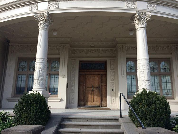 Billilla Mansion in Brighton was built in 1878.