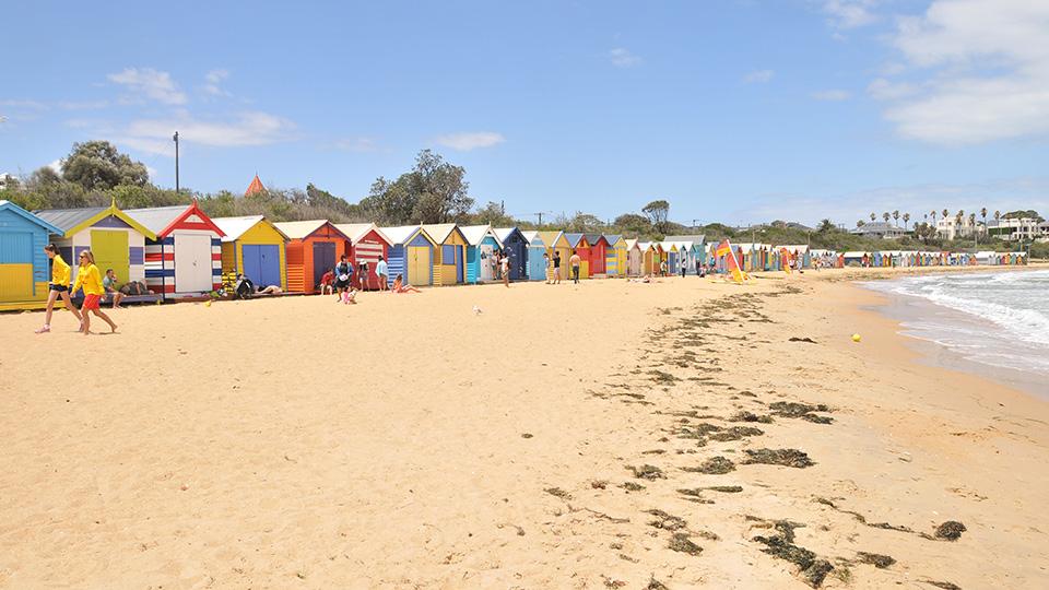 Brighton Beach - Beach Houses