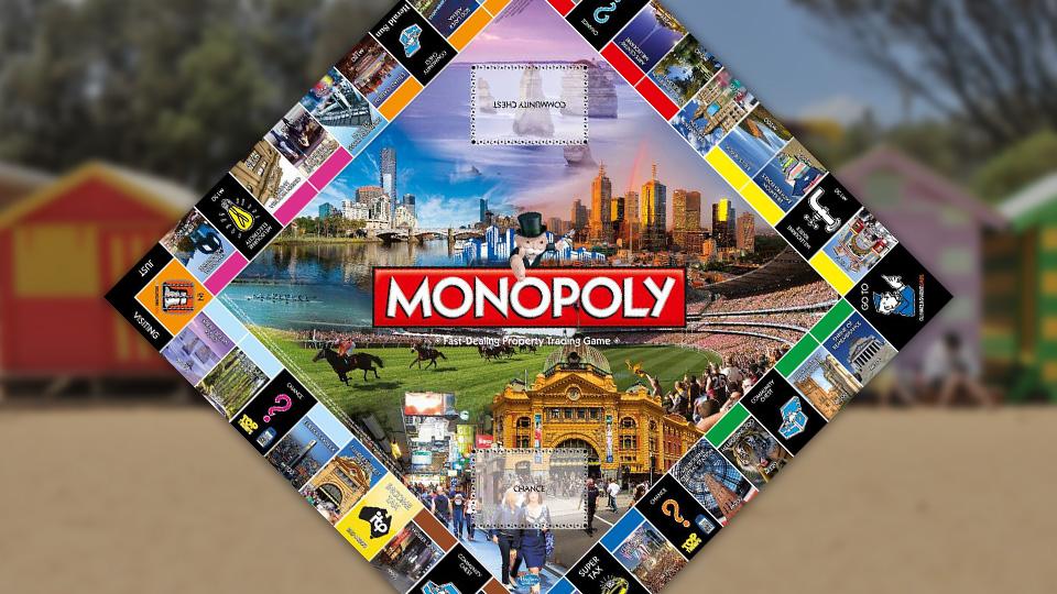 Monopoly - Melbourne Edition