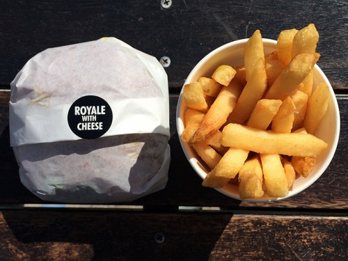5 Delicious burgers to try in Church St, Brighton