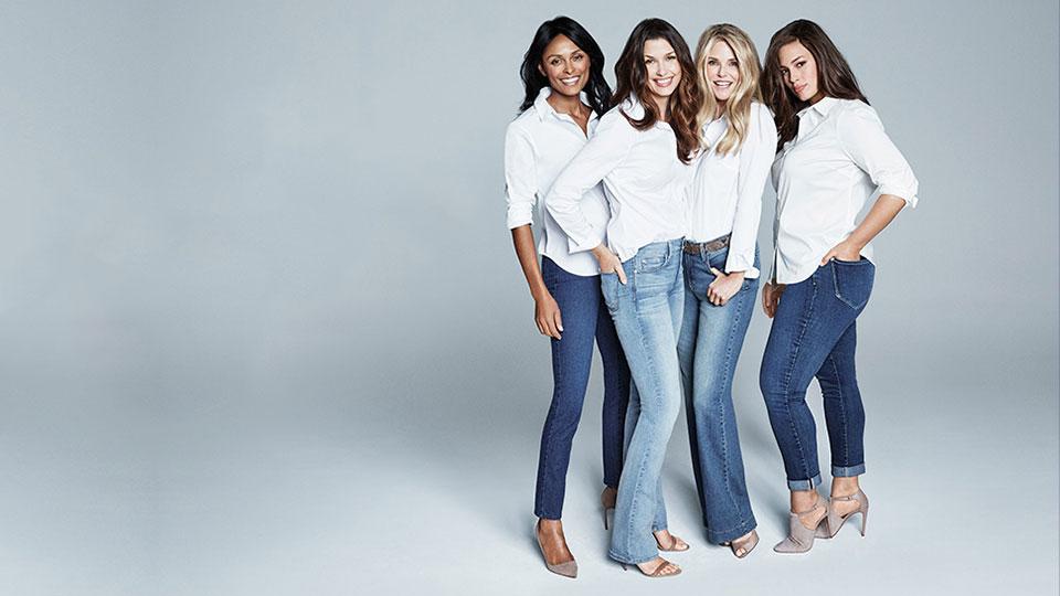 Silvermaple Boutique in Brighton stocks popular denim label Not Your Daughter's Jeans