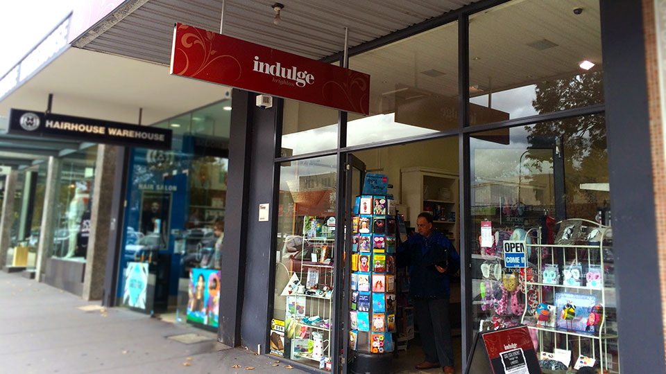 Discover gifts and gourmet foods at Indulge Brighton
