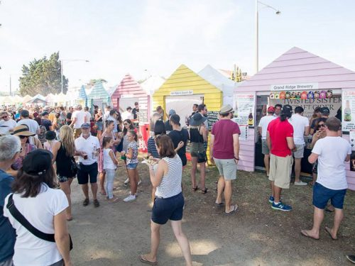 Bright n Sandy Food and Wine Festival returns to Brighton for 13th year
