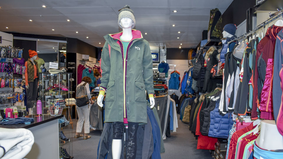 Discover sports and outdoor wear at Sports Conscious in Brighton
